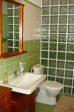 luxfery jsou super, pouští světlo do sprcháče