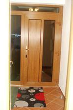 hlavní dveře