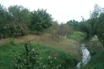 tohle máme za plotem, povodně nám prý nehrozí ó)))