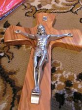 ... náš nádherný svadobný krížiček ...