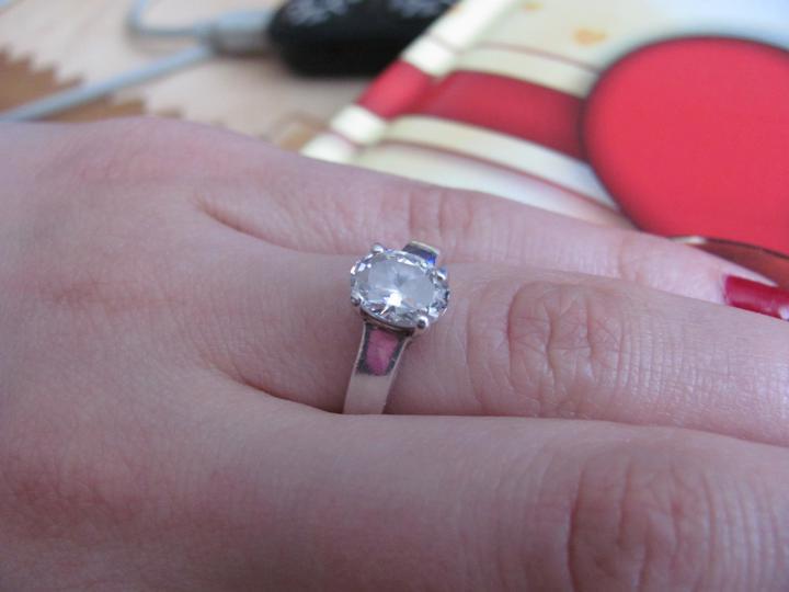 Náš veľký deň :) - Snubný prstienok