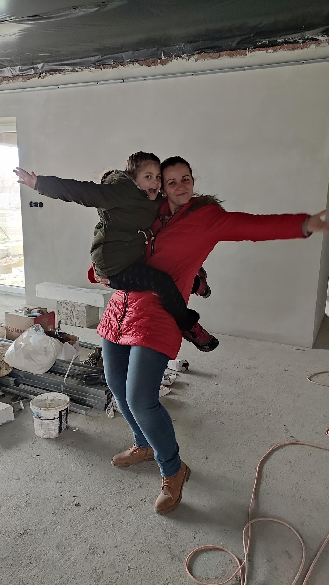 Dom vytvoríš rukami, domov jedine srdcom - Najmilšia návšteva ❤️