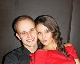 tohot roku na plese ako manželia :))