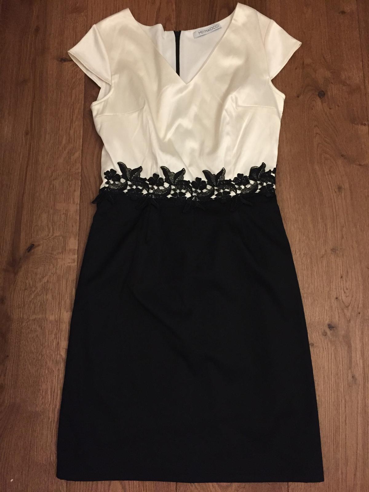 Šaty s čipkou M by Maiocci - Obrázok č. 1