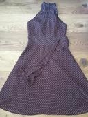 Čokoládové šaty Orsay S, S