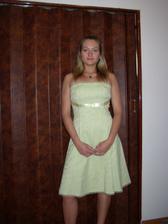 populnoční šaty 2