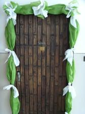 výzdoba dveří
