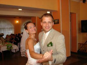 První manžel.tanec