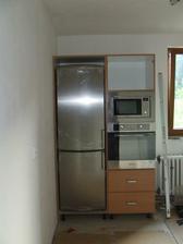 Už to vypadá skoro jak kuchyň :o)