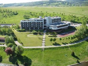 Hotel Adamantino u Luhačovické přehrady