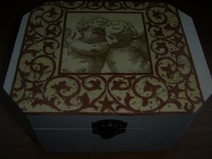 Krabička na vývazky...
