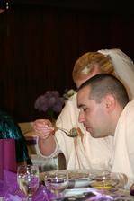 Papej polívečku papej...