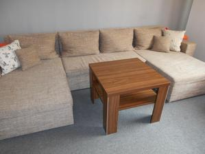 Nový stolek....