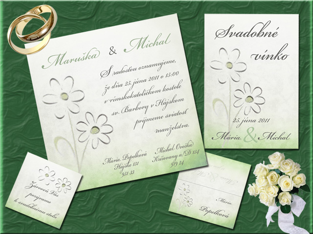 Svadobné sady - Obrázok č. 3