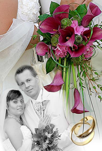 Úprava a tlač svadobných fotografií - Obrázok č. 1