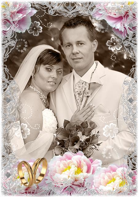 Úprava a tlač svadobných fotografií - Obrázok č. 2