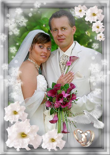 Úprava a tlač svadobných fotografií - Obrázok č. 3
