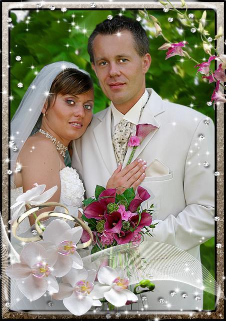 Úprava a tlač svadobných fotografií - Obrázok č. 4
