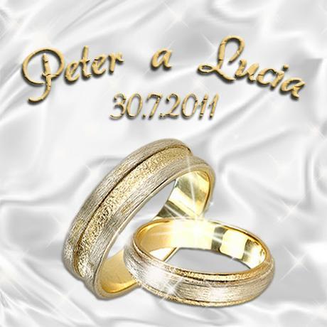 Svadobné magnetky - Obrázok č. 2