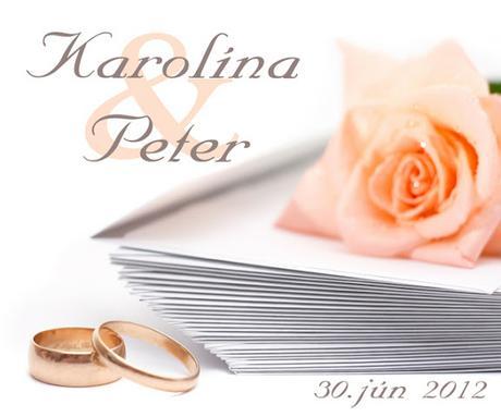 Svadobné magnetky - Obrázok č. 1