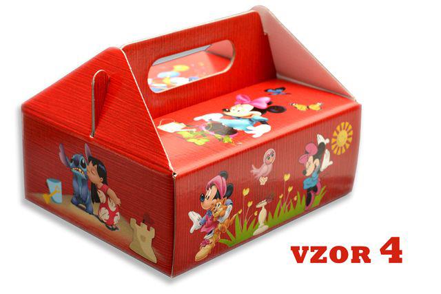 Krabice na výslužky - Obrázok č. 2