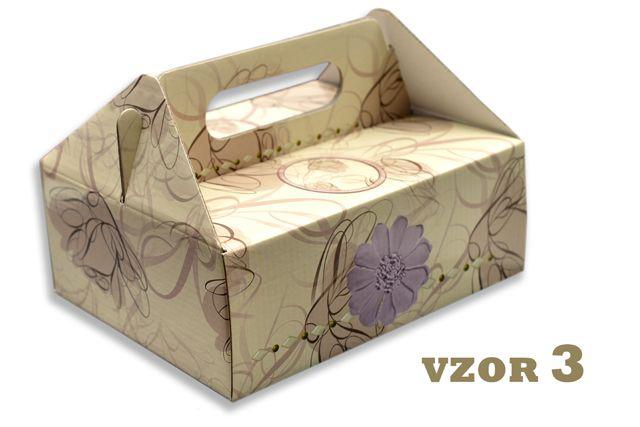 Krabice na výslužky - Obrázok č. 4