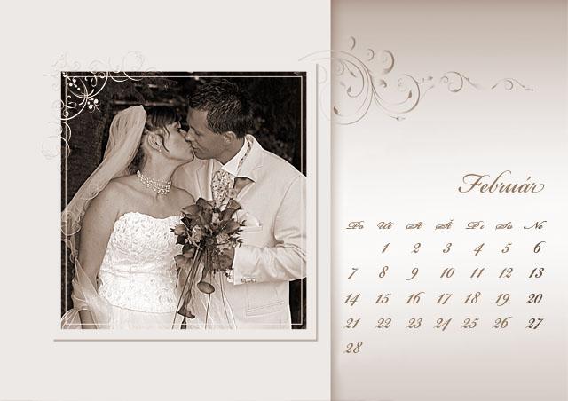 Svadobný kalendár. - Obrázok č. 2