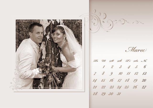 Svadobný kalendár. - Obrázok č. 3