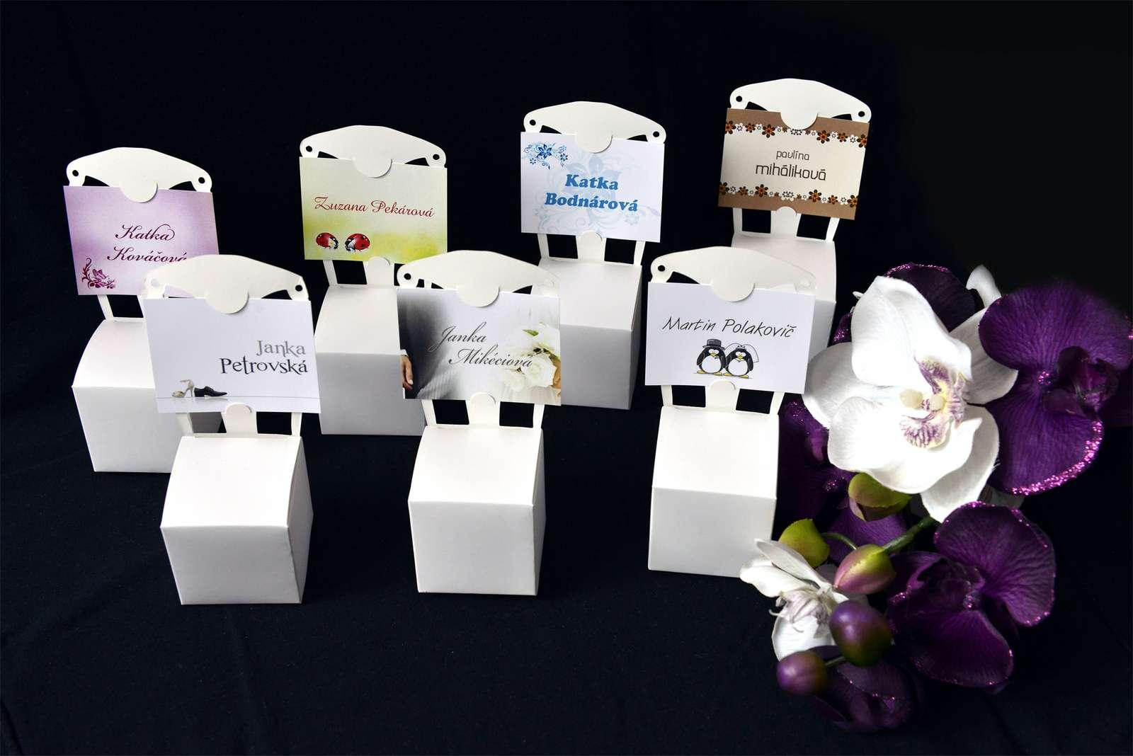 Menovky a krabičky v jednom - Obrázok č. 1