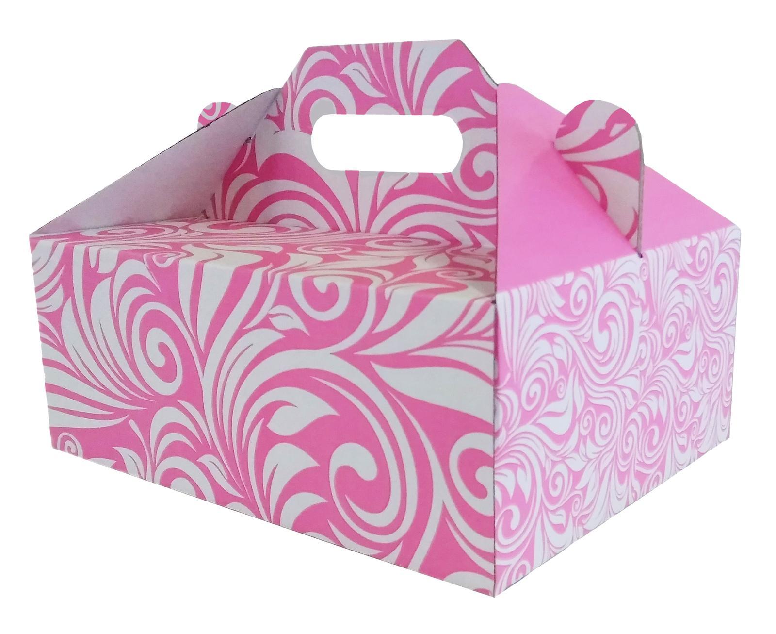 Krabice na zákusky s priamou potlačou - Obrázok č. 2