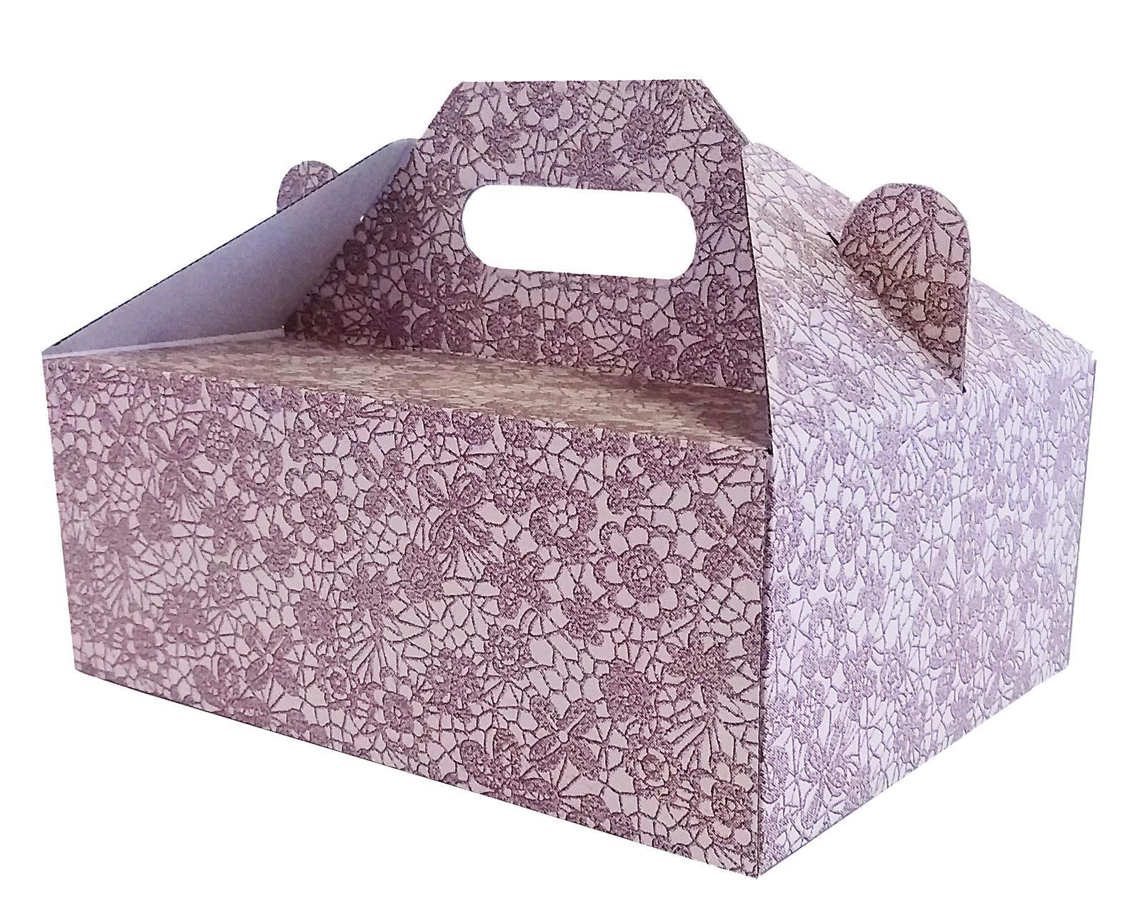 Krabice na zákusky s priamou potlačou - Obrázok č. 3