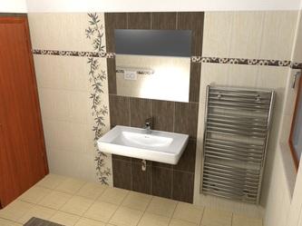 Od návrhu k realizaci koupelny - Obrázek č. 6
