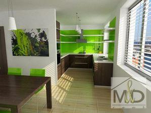 Neviem či je krajšia kuchyňa alebo obraz. :o)