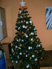nase prve Vianoce  svojom :-)
