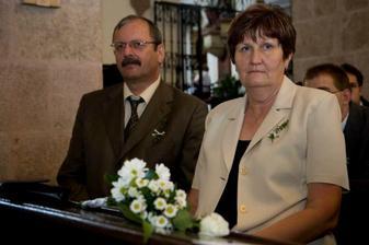 Mamka s manželem