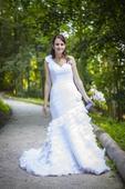 Svatební šaty Pronovias vel. 36, 36