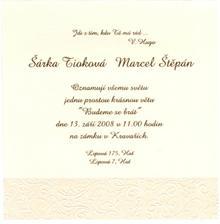 tak už máme hotové svatební oznámení :)