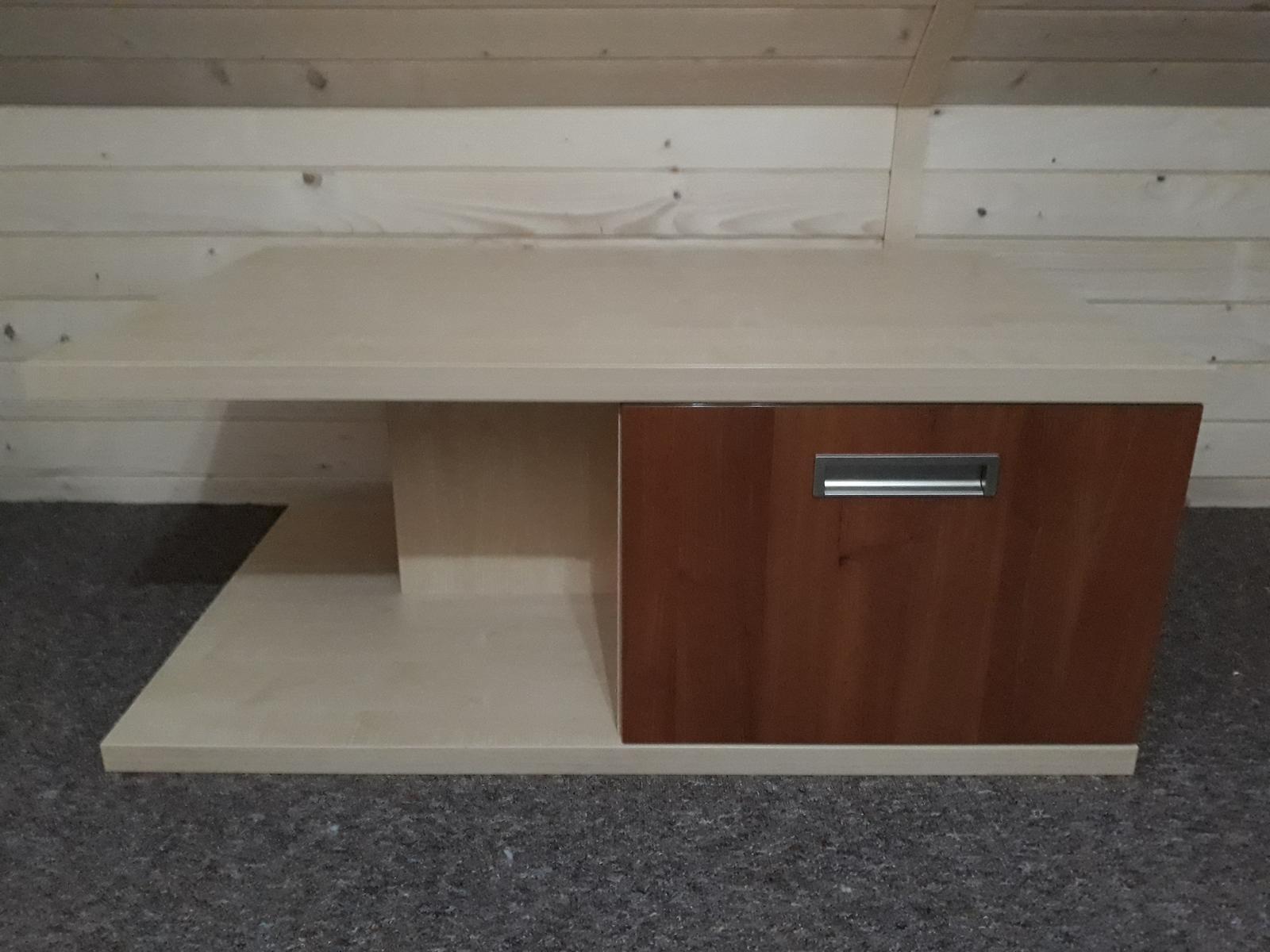 Konferenčný stôl 110 x 70 cm - Obrázok č. 1