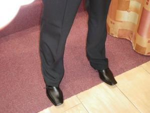 boty pro ženicha..