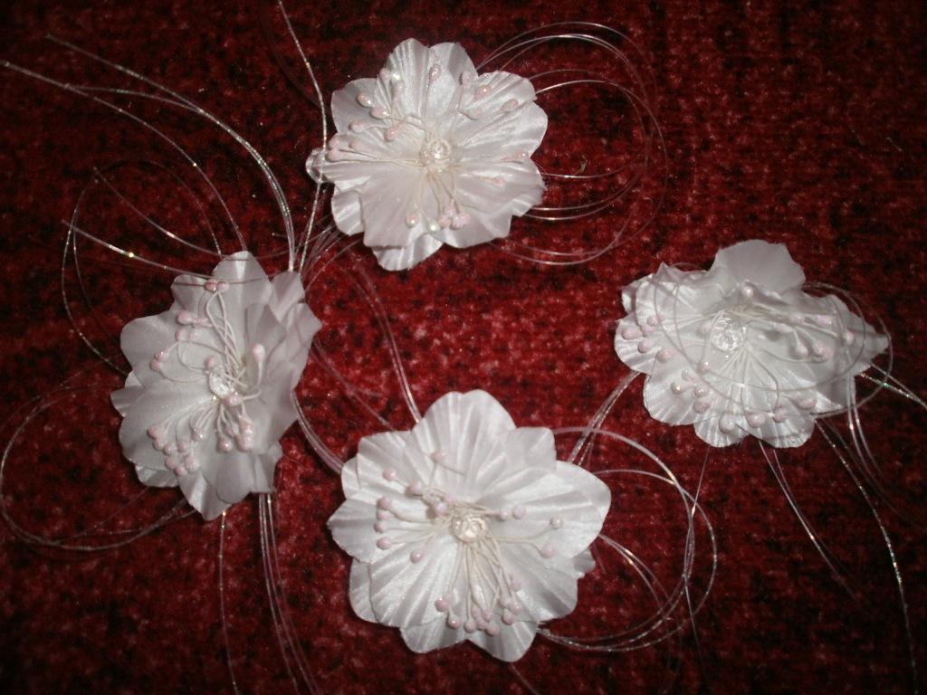 Kvetinky - 4 ks - Obrázok č. 2