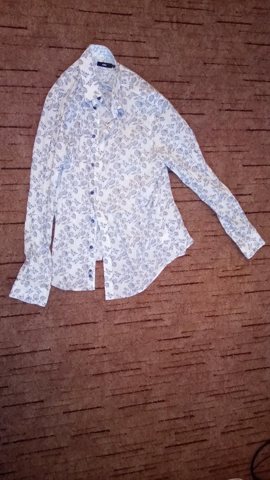 Kvetinková košeľa - Celio - Obrázok č. 1