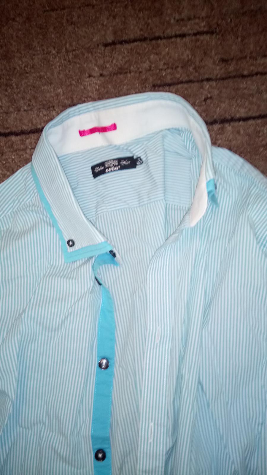 Košeľa - Celio - Obrázok č. 2
