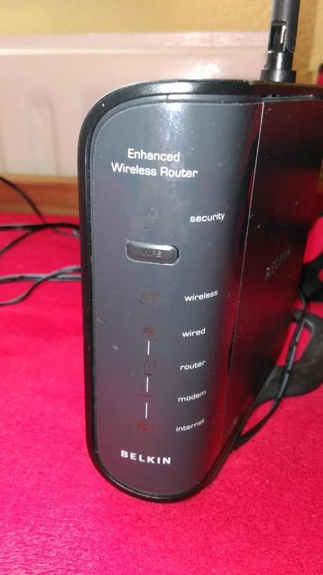 Wifi router zn.Belkin - Obrázok č. 1