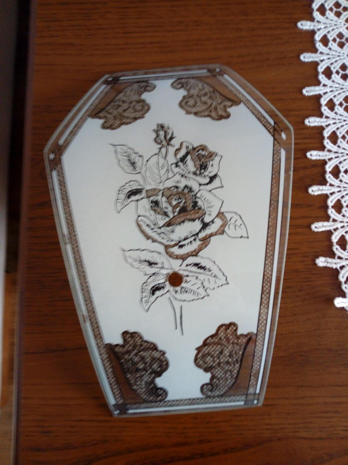 Náhradné sklíčka na luster - Obrázok č. 1