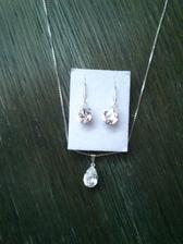 Mé svatební šperky.