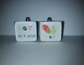 Nové knoflíčky - bude si moci vybrat :)