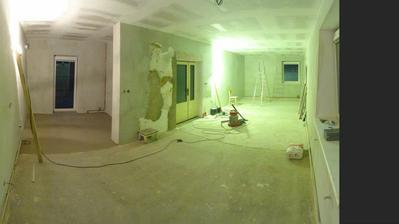 sádrokarton - snížení stropu