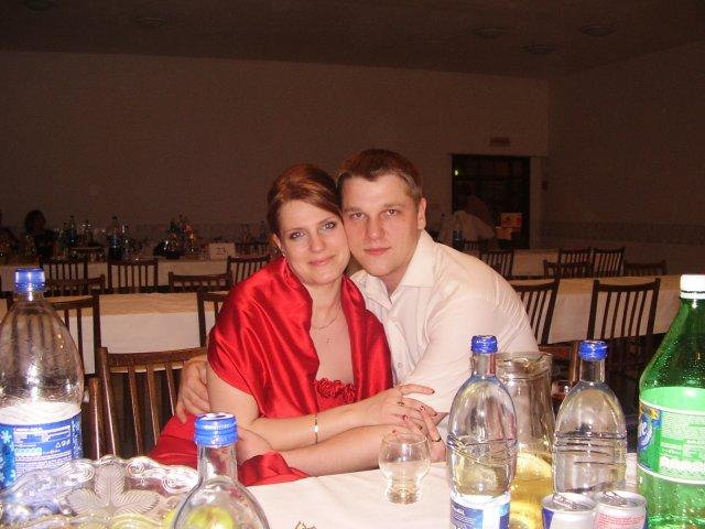 Zuzka a Erik - Ples v Nitre - 2008... Bolo super :-)