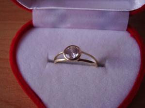 Snubný prstienok :-)