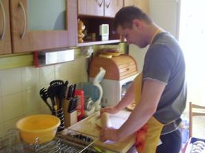 Môj budúci manžel je veľmi šikovný :-)))